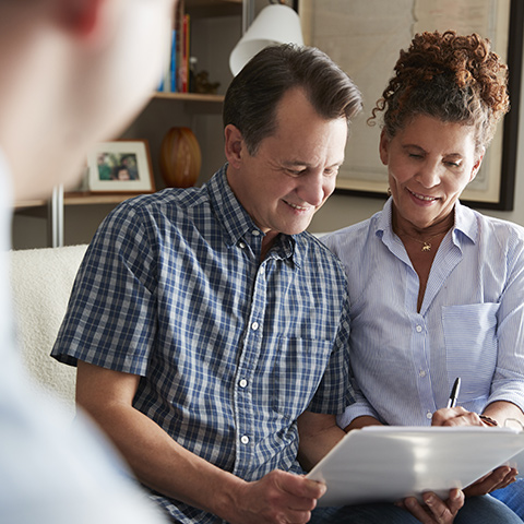 My Trusted Wills and Estate Planning meeting in your home