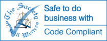 The Will Writers Society - Safe to do business with - Code Compliant